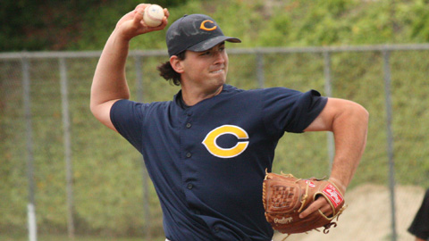 Cory Jones went 7-0 with a 2.64 ERA for College of the Canyons in junior college ball this year.